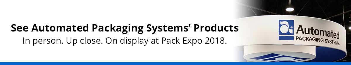 Automated Packaging Systems at Pack Expo 2018
