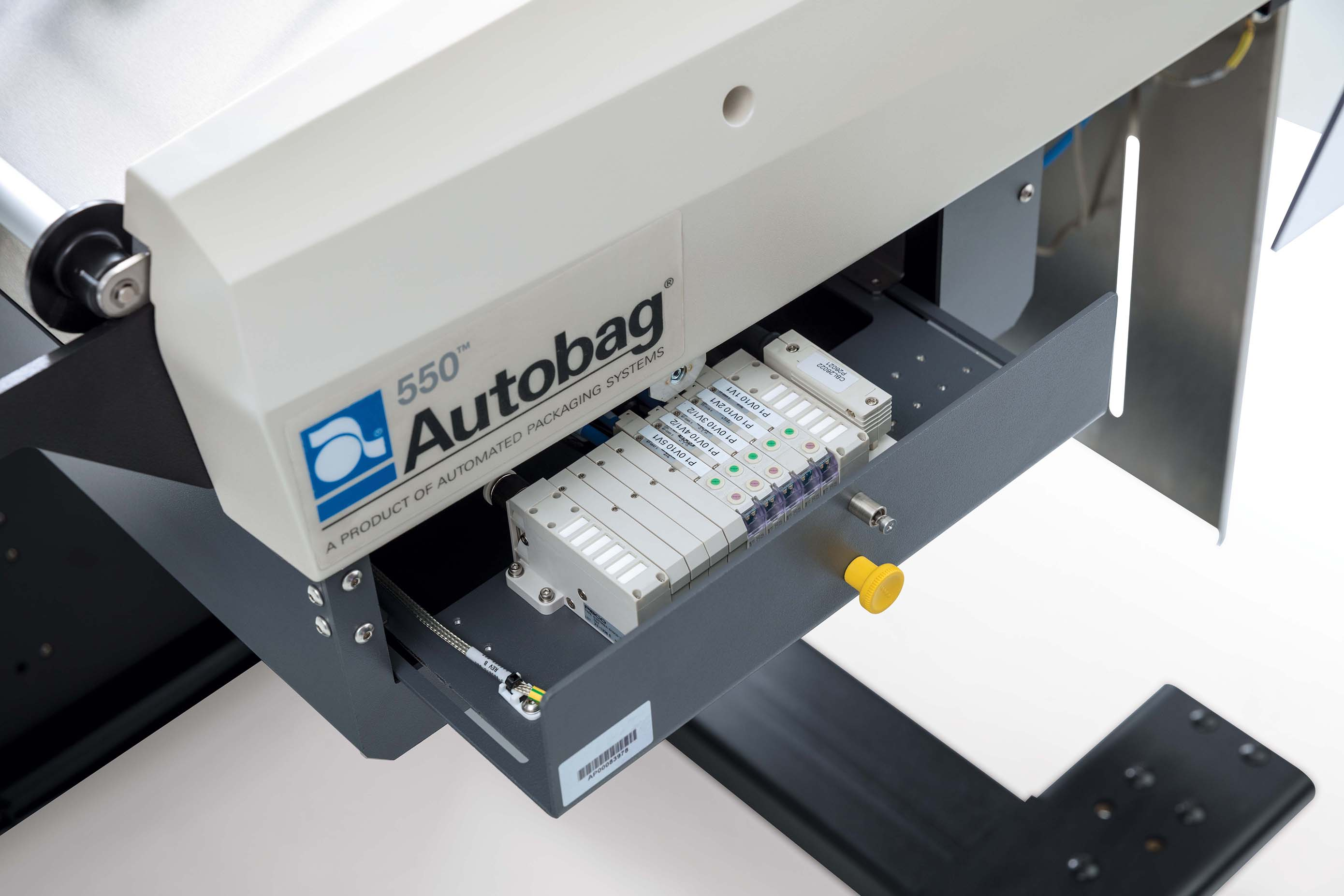 Autobag 550 Bagging System modular components