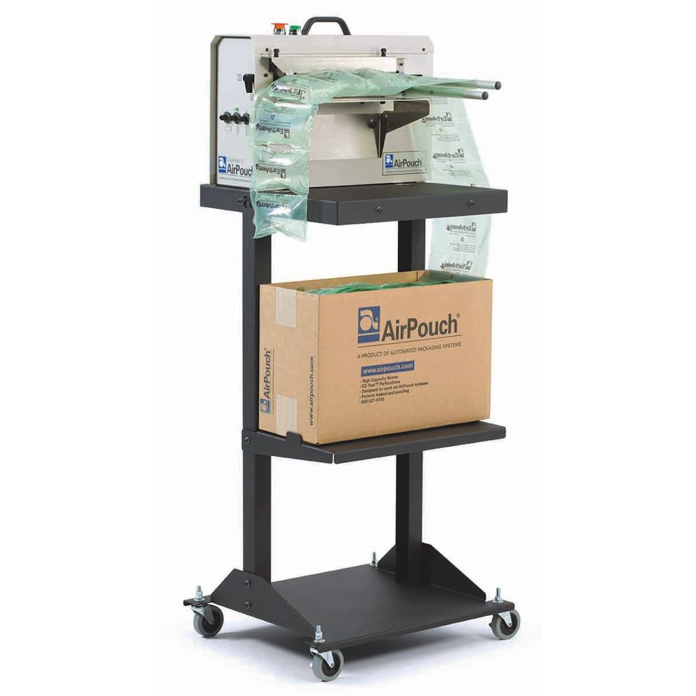 AirPouch Express 3 on cart
