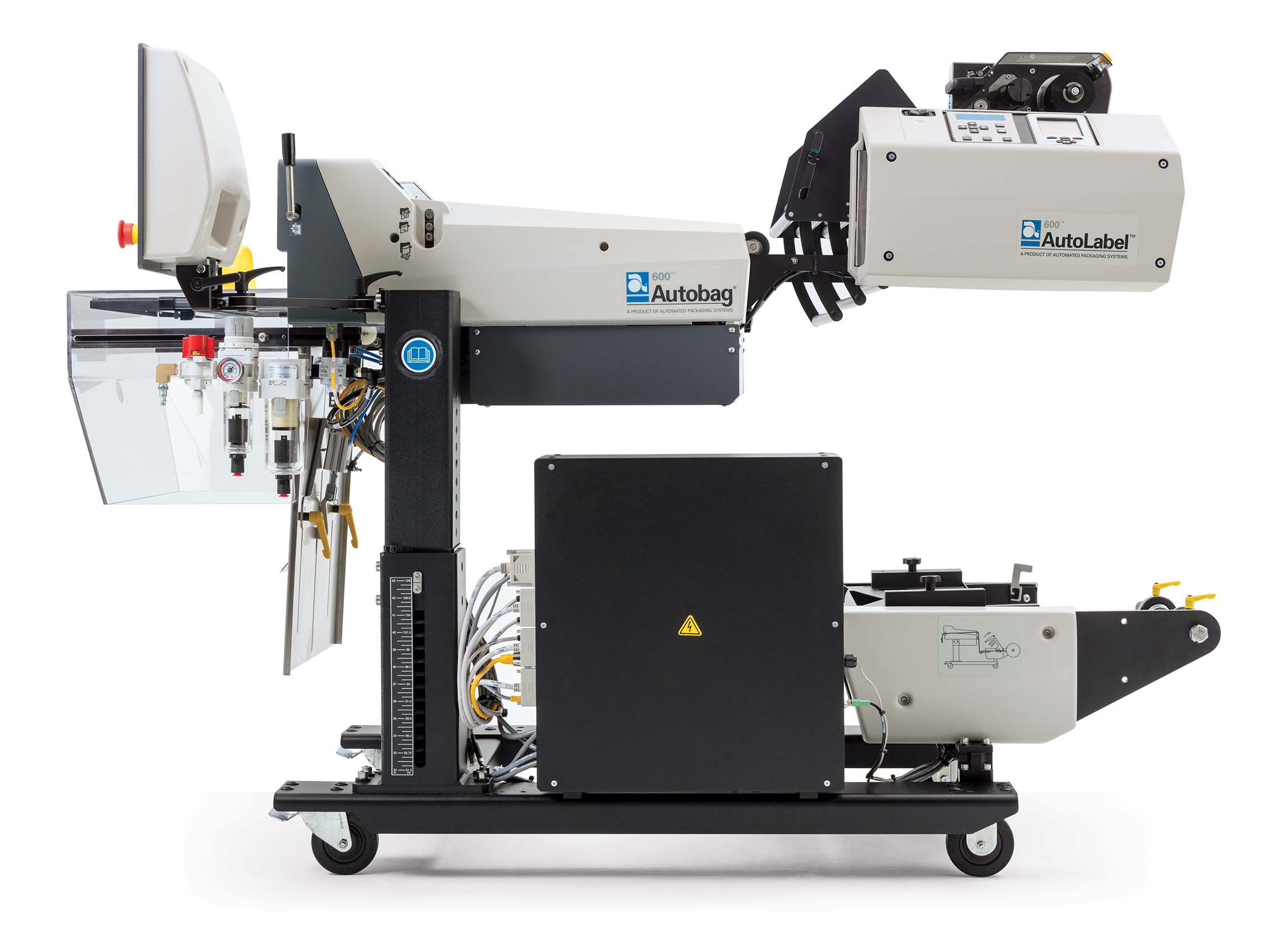 The AutoLabel 600 Wide Thermal Transfer Printer offers high