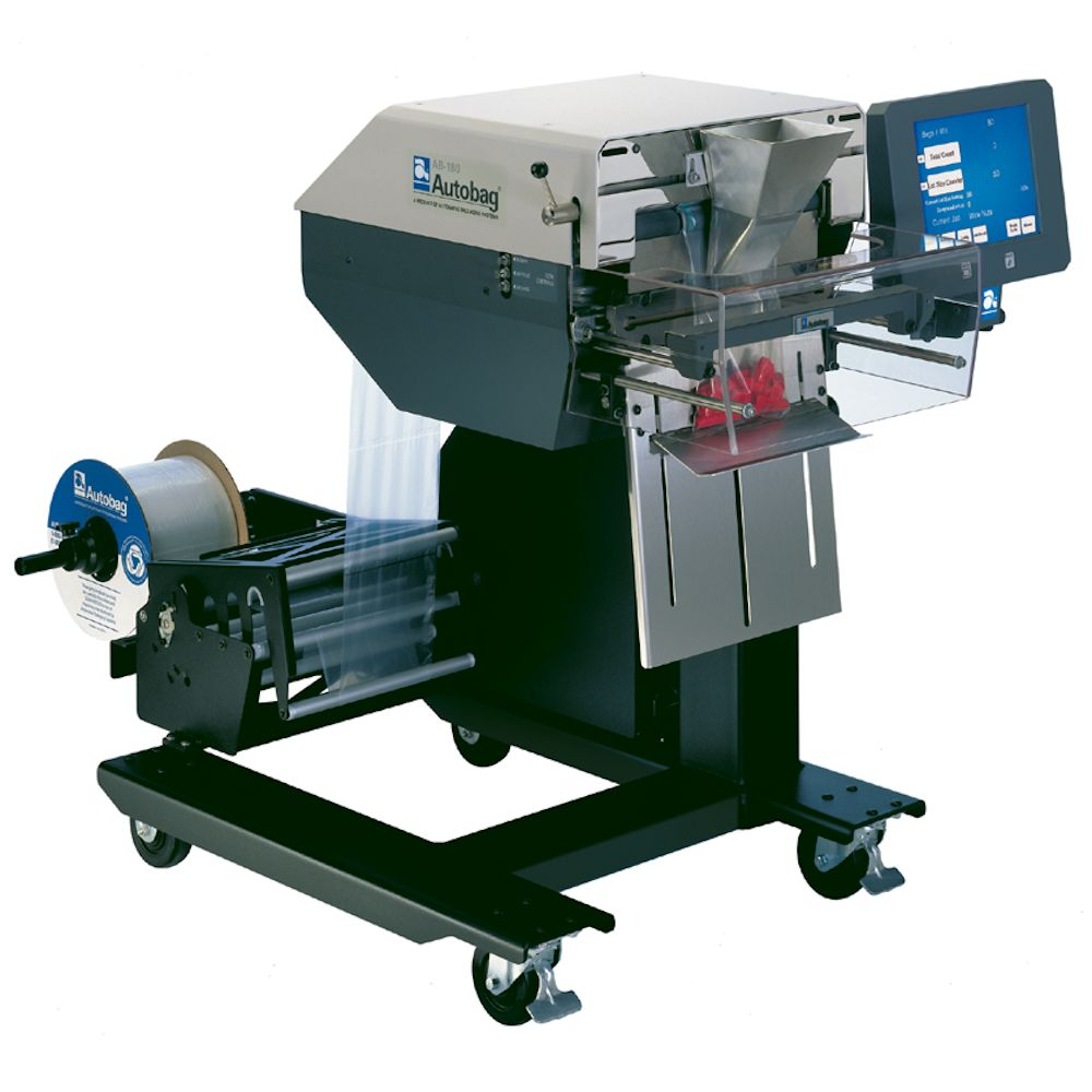 Autobag ab 180 high speed semi to fully automatic bagger for Ab salon equipment reviews