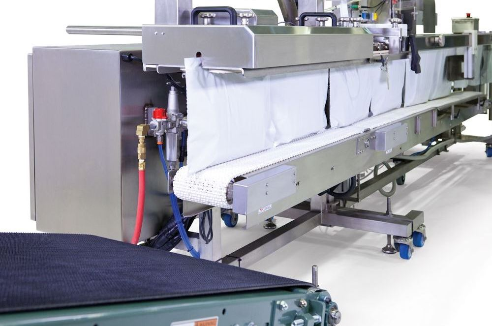 Autofulfillment SPrint bagger automatic sealing