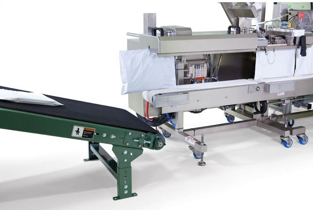 Autofulfillment SPrint takeaway conveyor