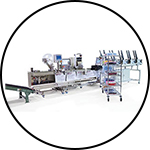 SidePouch® Autofulfillment™ SPrint™ High Speed, Mail Order Fulfillment Bagging System