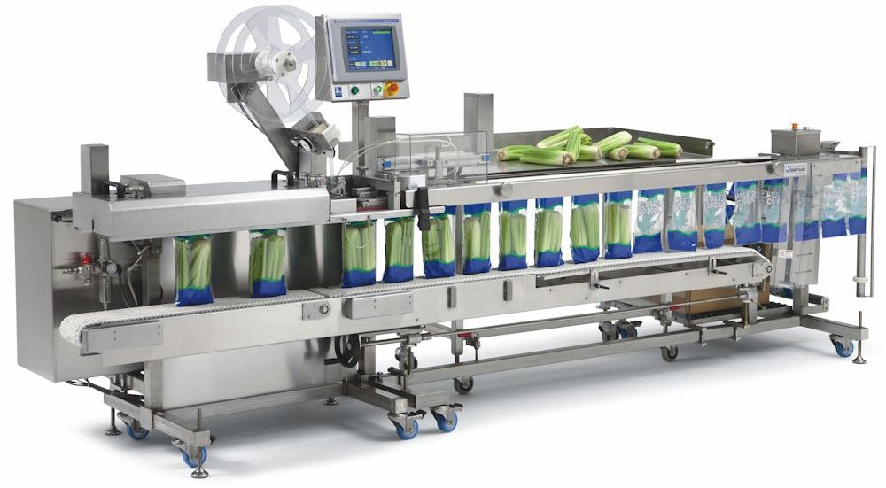 Autobag - FAS SPrint Revolution<sup>™</sup> Bagging System is Designed for High Speed Food Packaging Applications
