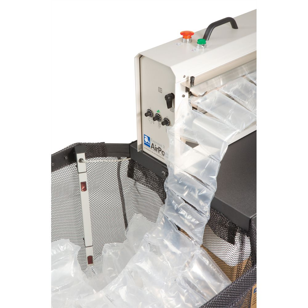 AirPouch EZ Tear Pillows, AirPouch Express 3 Void-Fill Machine with Biodegradable Pillows