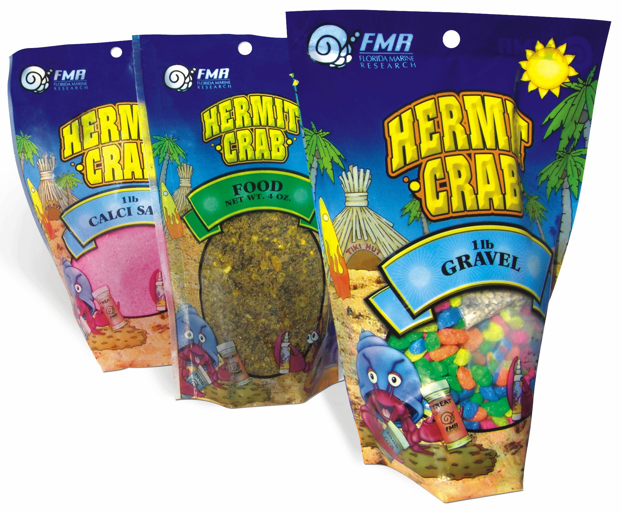Hermit crab SidePouch bags