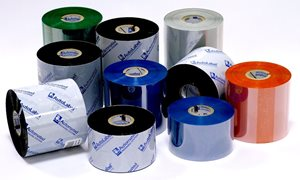 AutoLabel Thermal Transfer Ribbon collage